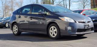 Used 2010 Toyota Prius Certified,2 years Warranty,4 dr auto Hybrid for sale in Mississauga, ON