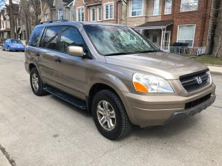 Used 2003 Honda Pilot EX for sale in York, ON