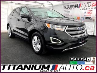 Used 2015 Ford Edge SEL-AWD-GPS-Camera-Blind Spot-Pano Roof-Leather-XM for sale in London, ON