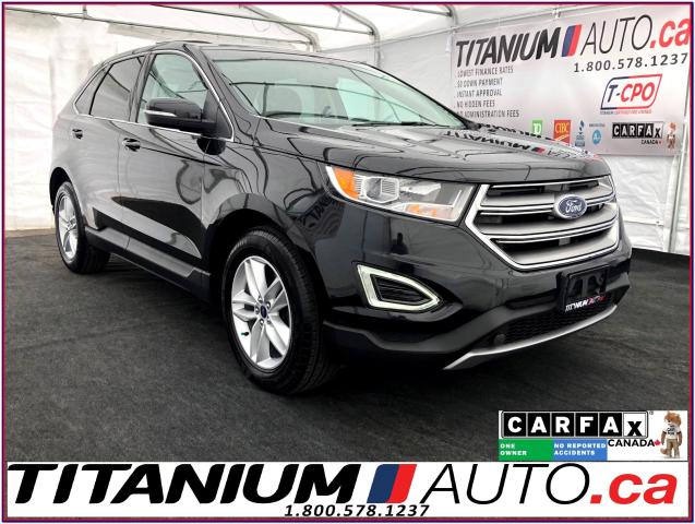 2015 Ford Edge SEL-AWD-GPS-Camera-Blind Spot-Pano Roof-Leather-XM