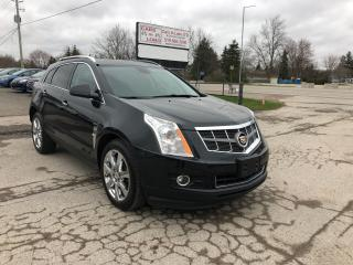 Used 2011 Cadillac SRX 2.8T Performance for sale in Komoka, ON