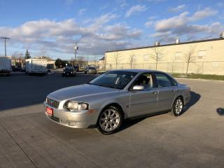 Used 2004 Volvo S80 AWD, Leather, Auto, 3/Y warranty available for sale in Toronto, ON