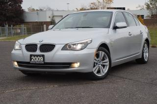 Used 2009 BMW 5 Series 528i xDrive AWD Very Clean Vehicle! for sale in Scarborough, ON