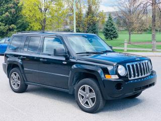 Used 2009 Jeep Patriot North 4x4-SUNROOF-4 CYLINDER for sale in Kelowna, BC