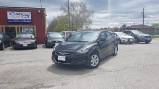 Used 2016 Hyundai Elantra Sport Appearance for sale in Windsor, ON