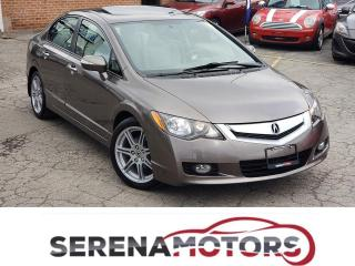 Used 2009 Acura CSX AUTO | LEATHER | SUNROOF | LOW KM | LIKE NEW for sale in Mississauga, ON