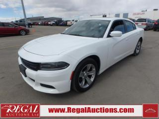 Used 2015 Dodge CHARGER SXT 4D SEDAN 2WD 3.6L for sale in Calgary, AB
