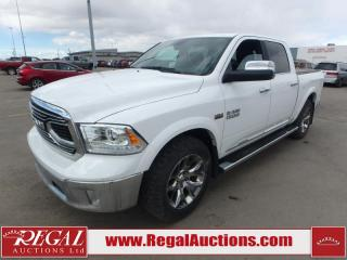 Used 2017 RAM 1500 Limited Crew Cab SWB 4WD 5.7L for sale in Calgary, AB