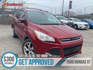 Used 2016 Ford Escape Titanium | NAV | AWD | LEATHER | PANO ROOF | CAM for sale in London, ON