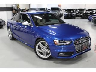 Used 2015 Audi S4 Technik Plus   CPO   19 Inch Wheels for sale in Vaughan, ON