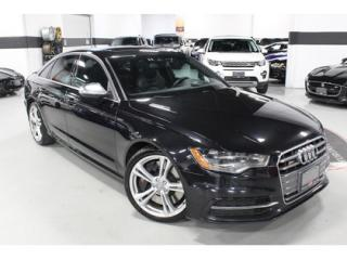 Used 2013 Audi S6 Fully Loaded   Clean Carfax for sale in Vaughan, ON