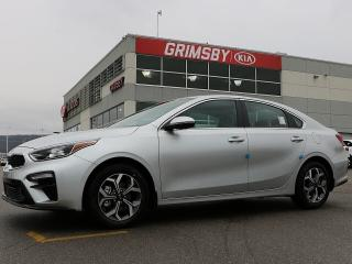 New 2019 Kia Forte EX CVT|Blindspot Detect| Heat Steer| Backup Cam for sale in Grimsby, ON