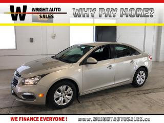 Used 2015 Chevrolet Cruze 1LT|BACKUP CAMERA|BLUETOOTH|46,847 KM for sale in Cambridge, ON
