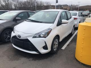 New 2019 Toyota Yaris LE for sale in Pickering, ON