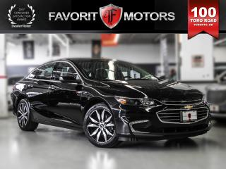 Used 2017 Chevrolet Malibu LT | LEATHER | NAVIGATION | SUNROOF for sale in North York, ON