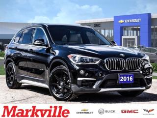 Used 2016 BMW X1 Xdrive28I-AWD-Leather-Certified Pre-Owned-1 Owner for sale in Markham, ON