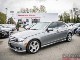 Used 2010 Mercedes-Benz C-Class C300 4MATIC for sale in Port Moody, BC