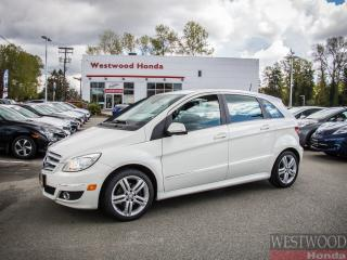 Used 2011 Mercedes-Benz B-Class B200 for sale in Port Moody, BC