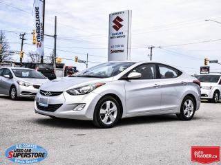 Used 2013 Hyundai Elantra for sale in Barrie, ON