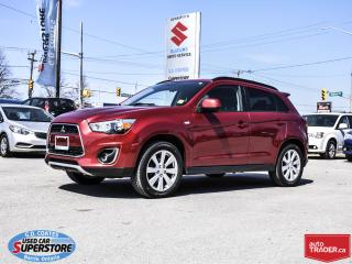 Used 2015 Mitsubishi RVR Limited Edition AWD for sale in Barrie, ON