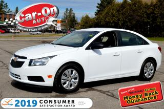 Used 2013 Chevrolet Cruze AUTOMATIC PWR GRP ONLY $56 BI-WEEKLY o.a.c for sale in Ottawa, ON
