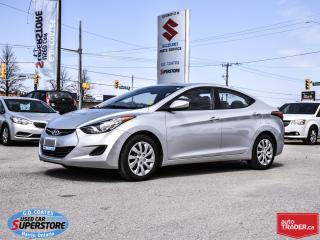 Used 2012 Hyundai Elantra ~ONLY 44,000 KM ~Heated Seats for sale in Barrie, ON