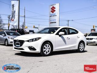 Used 2015 Mazda MAZDA3 GX ~SkyActiv Technology for sale in Barrie, ON