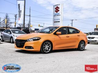 Used 2014 Dodge Dart SXT ~2.4L ~6-Speed Automatic for sale in Barrie, ON
