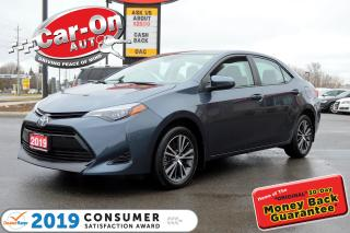 Used 2019 Toyota Corolla LE SUNROOF REAR CAM HTD SEATS 7,400 KM LOADED for sale in Ottawa, ON