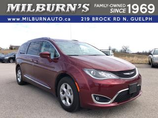 Used 2017 Chrysler Pacifica Touring-L Plus / NAV for sale in Guelph, ON