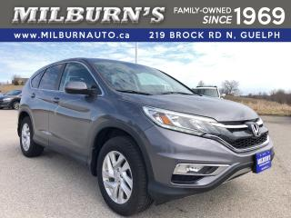 Used 2016 Honda CR-V SE AWD for sale in Guelph, ON