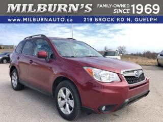 Used 2015 Subaru Forester i Convenience PZEV AWD for sale in Guelph, ON