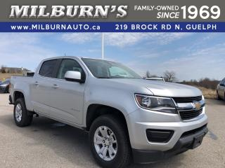 Used 2019 Chevrolet Colorado LT 4X4 for sale in Guelph, ON