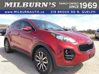 Used 2017 Kia Sportage EX Premium AWD for sale in Guelph, ON