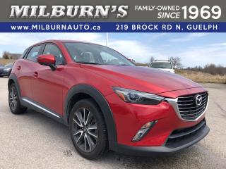 Used 2016 Mazda CX-3 GT AWD for sale in Guelph, ON
