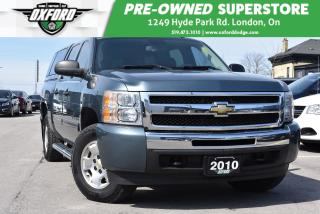 Used 2010 Chevrolet Silverado 1500 LT - One Owner, Very Clean for sale in London, ON