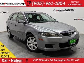 Used 2006 Mazda MAZDA6 V6| AS-TRADED| ONE PRICE INTEGRITY| for sale in Burlington, ON