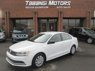 Used 2015 Volkswagen Jetta NO ACCIDENTS | BIG SCREEN | REAR CAM | BLUETOOTH for sale in Mississauga, ON