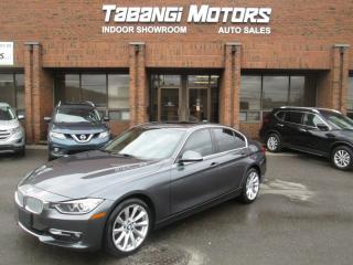 Used 2014 BMW 3 Series 328i xDrive | NAVIGATION | LEATHER | SUNROOF | HEATED SEATS for sale in Mississauga, ON