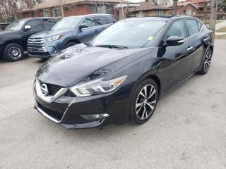 Used 2018 Nissan Maxima SEDAN for sale in Toronto, ON
