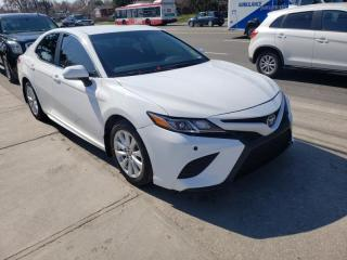 Used 2018 Toyota Camry Auto, LEATHER, SE for sale in Toronto, ON