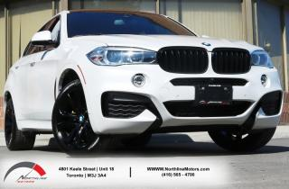 Used 2016 BMW X6 xDrive35i|Navigation|Sunroof|HUD|M SPORT for sale in Toronto, ON