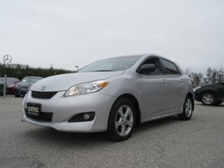 Used 2012 Toyota Matrix ONE OWNER / ACCIDENT FREE for sale in Newmarket, ON