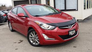 Used 2016 Hyundai Elantra Sport for sale in Kitchener, ON