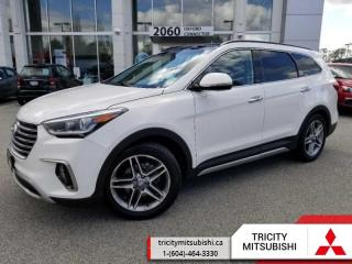 Used 2017 Hyundai Santa Fe XL Limited  LEATHER-SUNROOF for sale in Port Coquitlam, BC
