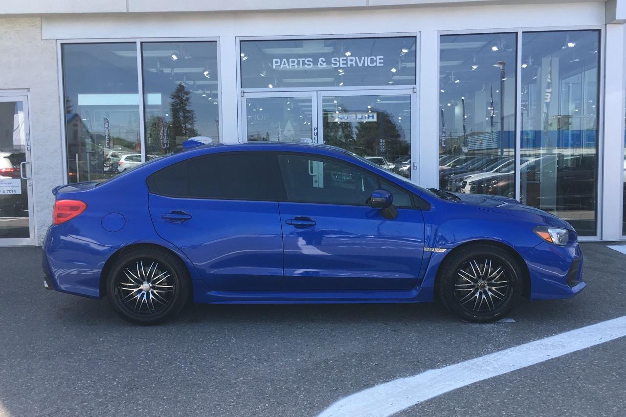2018 Subaru WRX Sport-tech