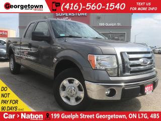 Used 2011 Ford F-150 XL | EXT CAB | 6 PASS | 3.7L V6 | FOGS | for sale in Georgetown, ON