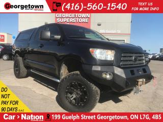 Used 2007 Toyota Tundra Limited|LIFT KIT|DOUBLE CAB|4X4|V8|LEATHER for sale in Georgetown, ON