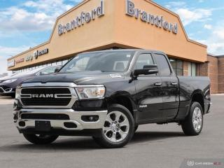 New 2019 RAM 1500 Big Horn  - Remote Start - Uconnect - $299.67 B/W for sale in Brantford, ON