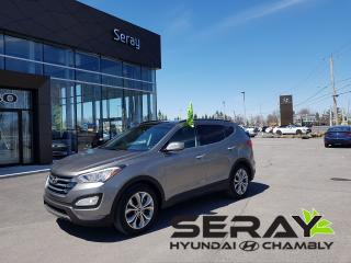 Used 2016 Hyundai Santa Fe Sport 2.0t Se, Mags, Toit for sale in Chambly, QC